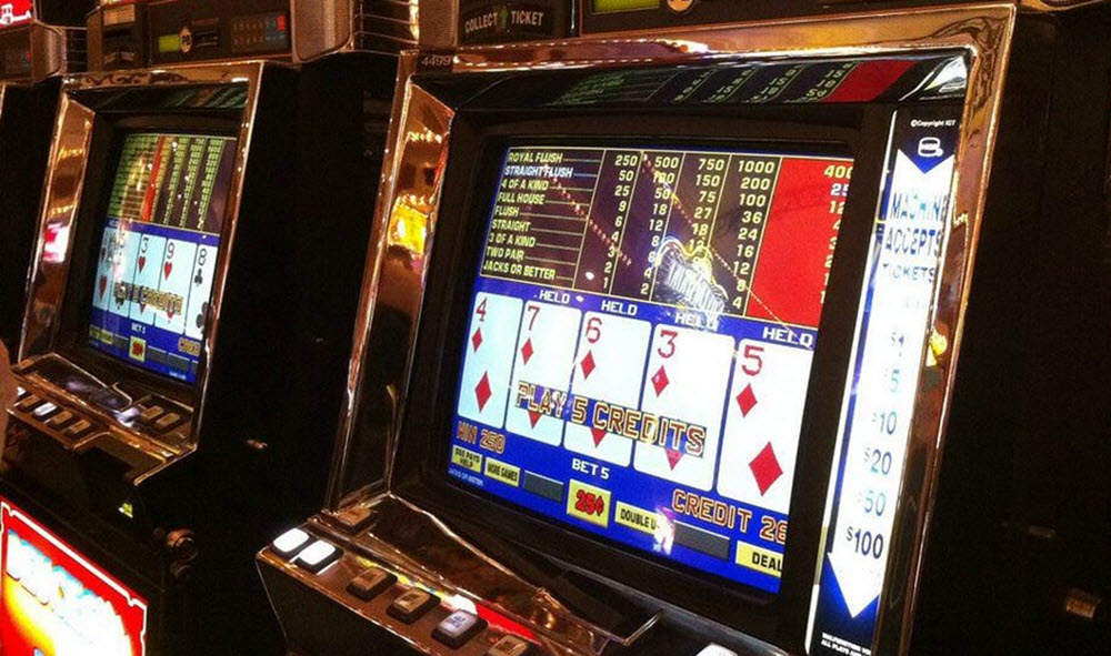 Video Poker Red Garter Casino